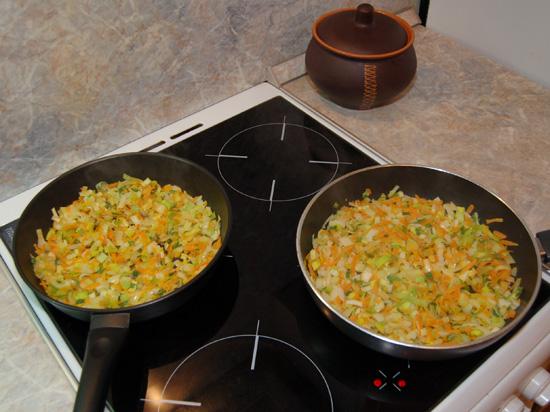 Заправка на борща и супа