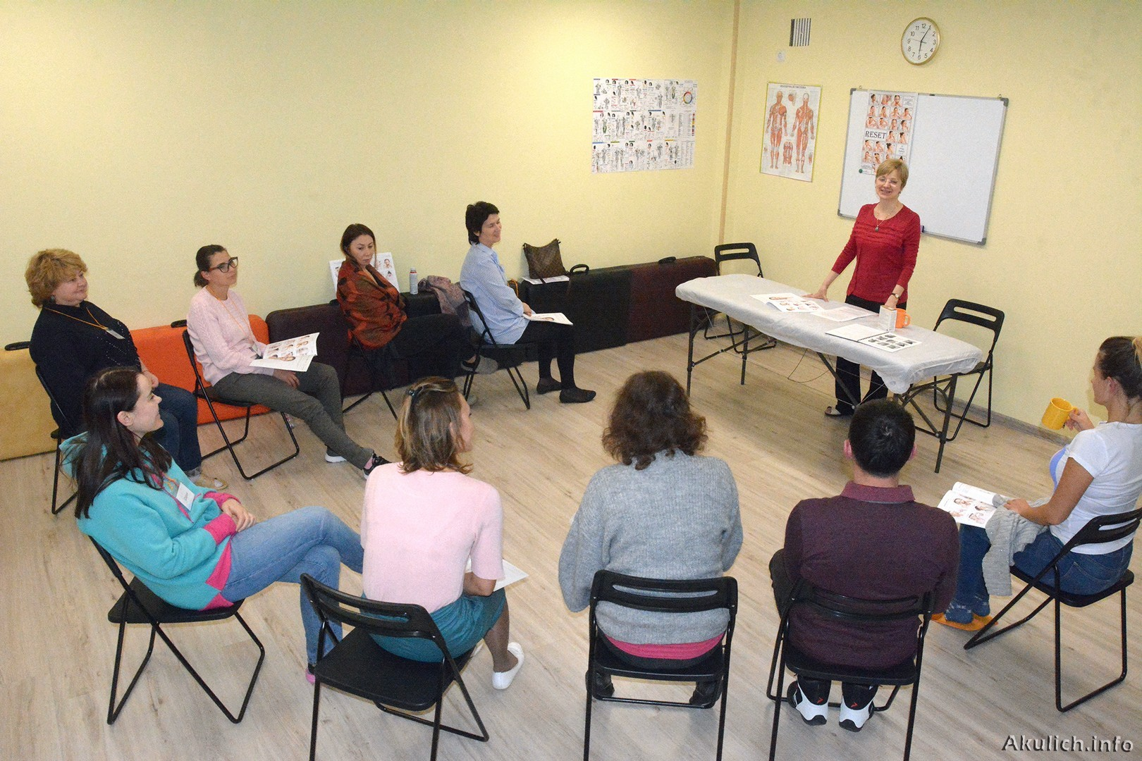 Метод RESET, обучение РЕЗЕТ в Москве