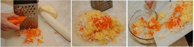 Салат витаминный - рецепт