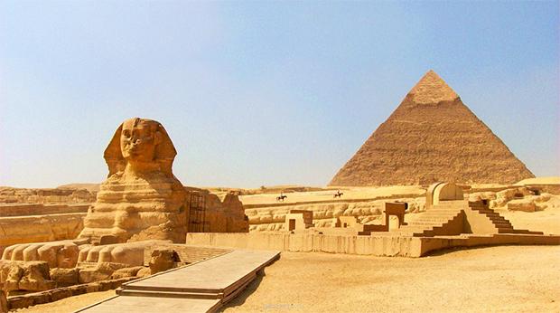 Строители египетских пирамид ели лук-порей