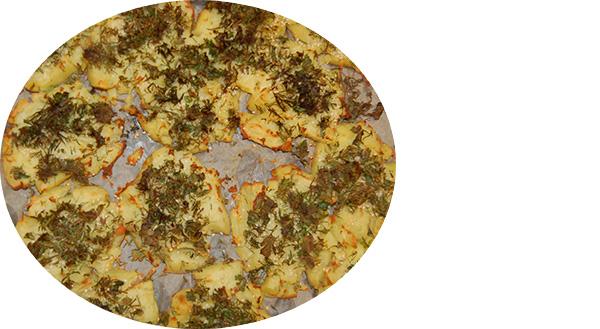 Картофель в духовке рецепт
