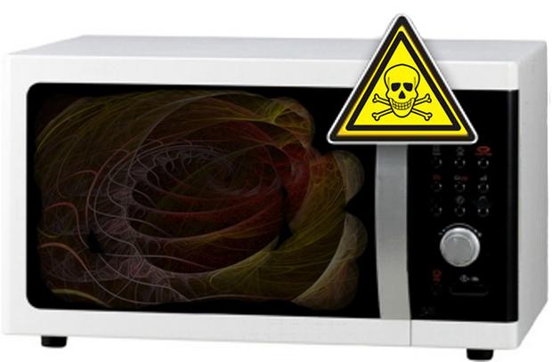 Микроволновая печь: вред или польза