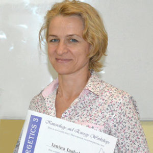 Обучение Кинерджетика Отзыв Янины Ященко