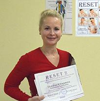 Екатерина Хлопунова отзыв о методе RESET